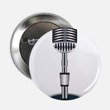 """Microphone 2.25"""" Button"""