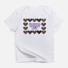 Autism Having A Heart Infant T-Shirt