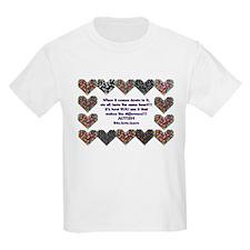 Autism Having A Heart T-Shirt