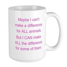 differencepinklet Mugs