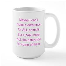 differencepinklet Mugs