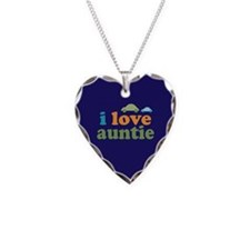 I Love Auntie Necklace