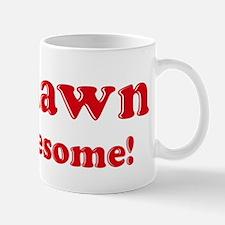 Deshawn is Awesome Small Small Mug