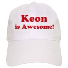 Keon is Awesome Baseball Cap