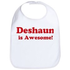 Deshaun is Awesome Bib