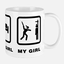Knives Throwing Mug