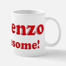 Vincenzo is Awesome Small Small Mug