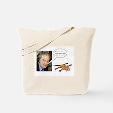 Blackhawks Dead Cat On The Kennedy Tote Bag