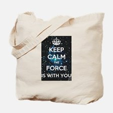 The Force is with you Tote Bag