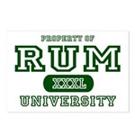 Rum University Postcards (Package of 8)