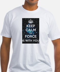 The Force is with you T-Shirt