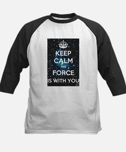 The Force is with you Baseball Jersey