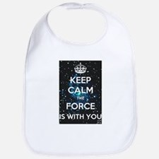 The Force is with you Bib