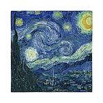Starry Night by Van Gogh Queen Duvet