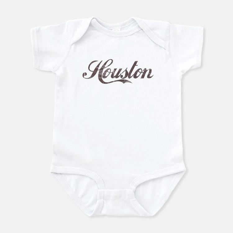 Vintage Houston Infant Creeper