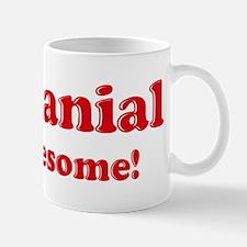 Nathanial is Awesome Mug