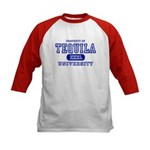Tequila University Kids Baseball Jersey