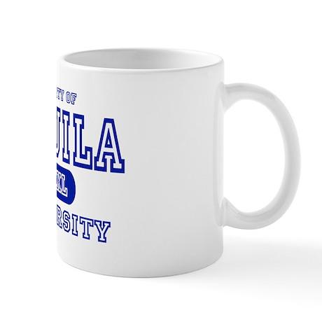 Tequila University Mug