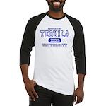 Tequila University Baseball Jersey