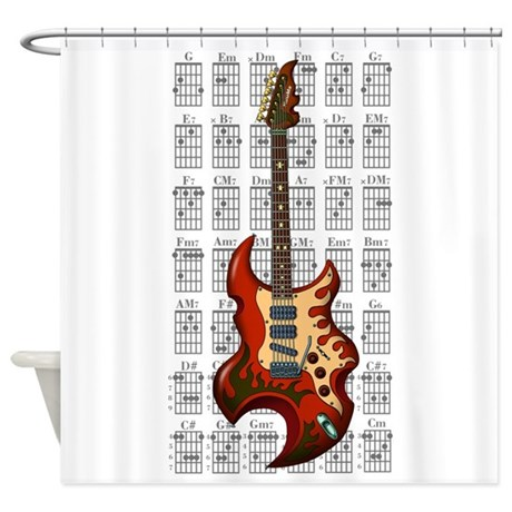 T053 Shower Curtain