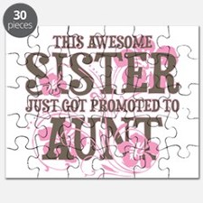 Promoted Aunt Puzzle