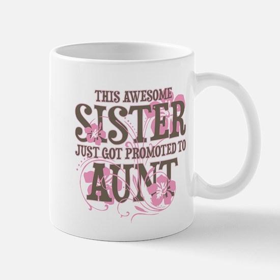 Promoted Aunt Mug