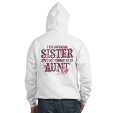 Promoted Aunt Hoodie