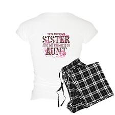Promoted Aunt pajamas