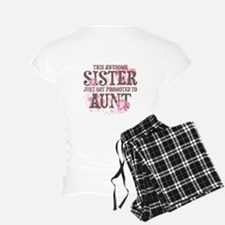 Promoted Aunt pajamas