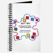 Autism Educate Yourself Journal