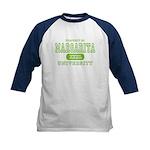 Margarita University Kids Baseball Jersey