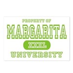 Margarita University Postcards (Package of 8)