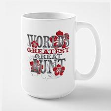 Great Aunt Ceramic Mugs