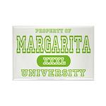 Margarita University Rectangle Magnet (10 pack)