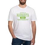 Margarita University Fitted T-Shirt