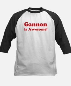 Gannon is Awesome Tee