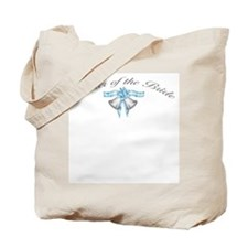 Bells Father of the Bride Tote Bag