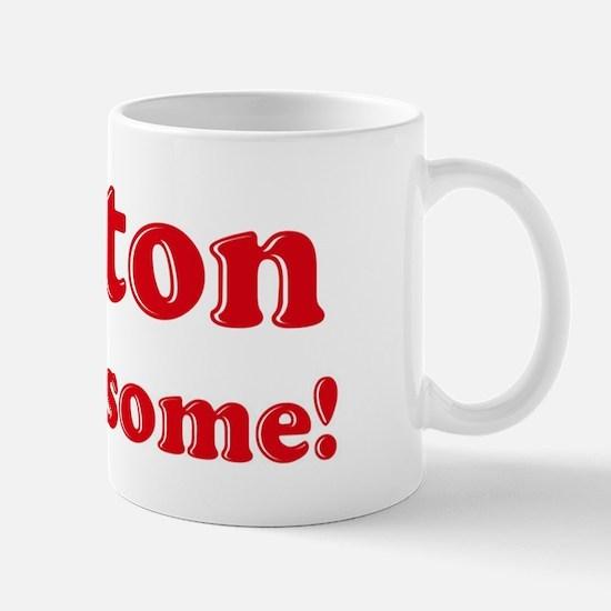 Triston is Awesome Mug