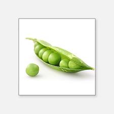 F & V - Peas in a Pod Design Sticker