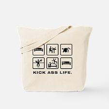 Swiss Ball Tote Bag