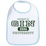 Gin University Bib