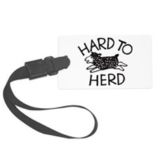 Hard to Herd Lola Luggage Tag