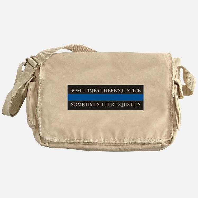 Just Us Messenger Bag