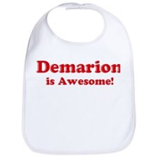 Demarion is Awesome Bib