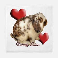Rabbit Love Queen Duvet