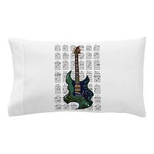 KuuMa Guitar 05 Pillow Case