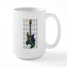 KuuMa Guitar 05 Mug