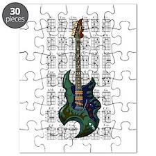 KuuMa Guitar 05 Puzzle