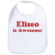 Eliseo is Awesome Bib