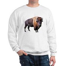 Cool Buffalo Sweatshirt